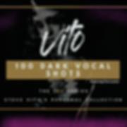 1 - 100 series - Dark Vocal Shots Cover.