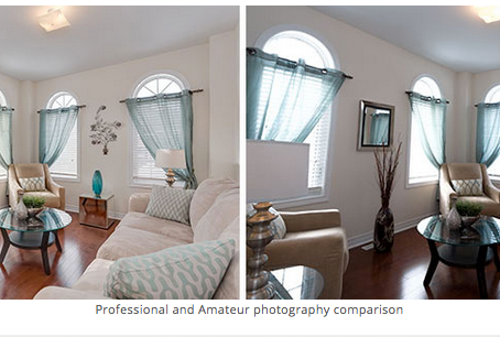 Why Professional Real Estate Photos Increase the Value of Your Property