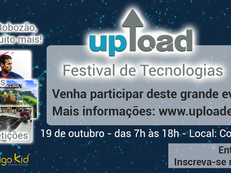 UPLOAD Festival de Tecnologia