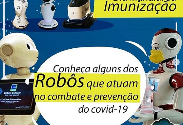 Dia Mundial da Imunização - 09/06