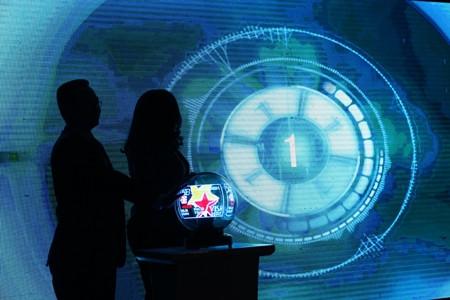 Khoảnh khắc chính thức ra mắt của sản phẩm - sự kiện Rồng Việt
