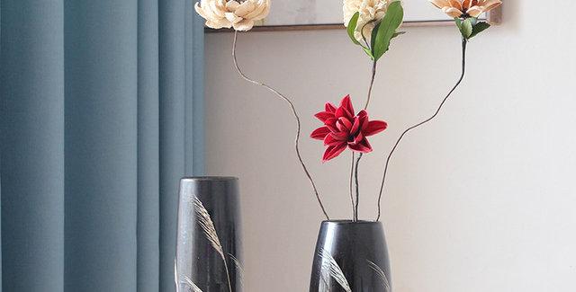 bình gốm ceramic trang trí