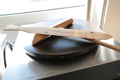 BARTSCHER Crépe Backgerät, 1 Platte, 400mm