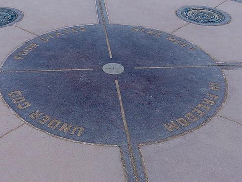 Four Corners styres af Navajo indianere.