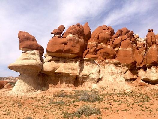 Blue Canyon, Hopi reservatet