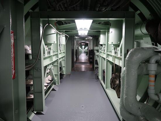 Drivingusa.dk besøger atombunker i Tucson, Arizona