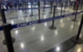 O`Hare lufthavn , Chicago, Roadtrip ruter og nationalparker i USA