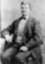 John D. Lee. Massemorder i Utah