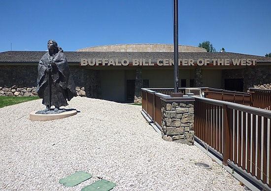 Buffalo Bill museet i Cody.