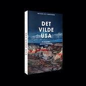 """USA rejsebog """"Det vilde USA"""", af Michael Bo Christensen"""