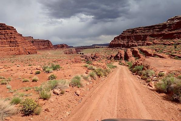 Potash Road i Canyonlands.jpeg