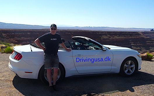 Rejsejournalist MIchael Bo Christensen, fra www.drivingusa.dk
