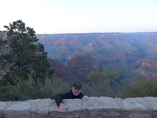 www.drivingusa.dk i Grand Canyon