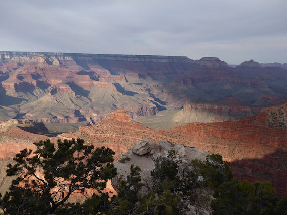 Grand Canyon, et geologisk panorama