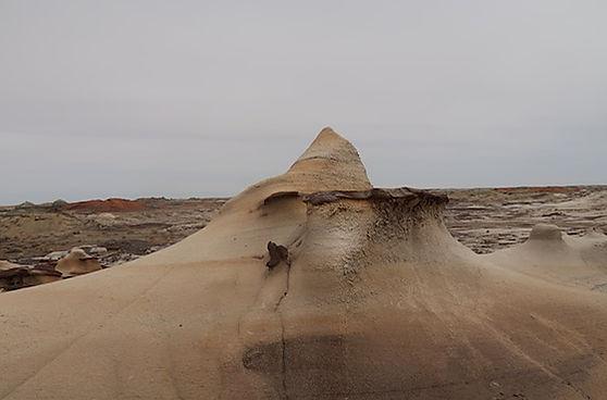 Bisti Badlands. Naturens egen skulpturpark.roadtrip og nationalparker i usa