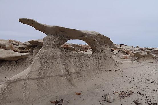 Naturens egen skulpturpark. roadtrip og nationalparker i usa