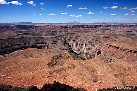 Muley Point ved Moki Dugway