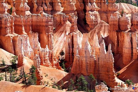 Fantastiske Bryce Canyon Nationalpark. Roadtrip ruter ognationalparkeri USA