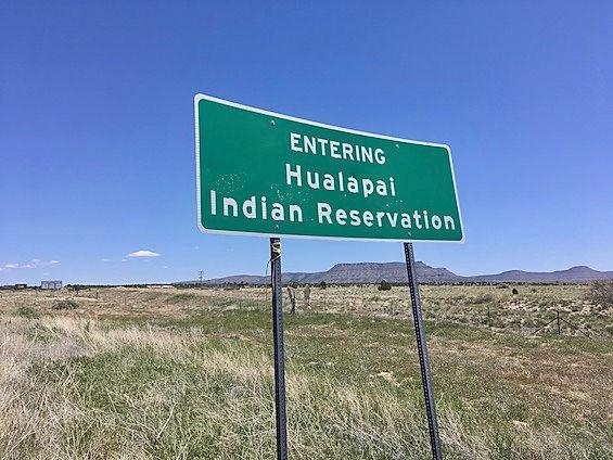 Hualapai reservatet på Route 66.jpeg