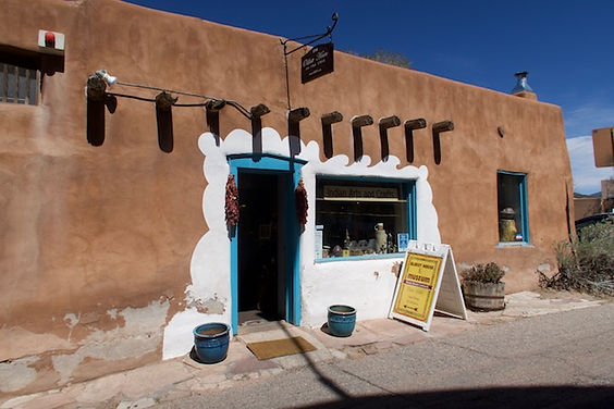 USAs ældste hus i Santa Fe