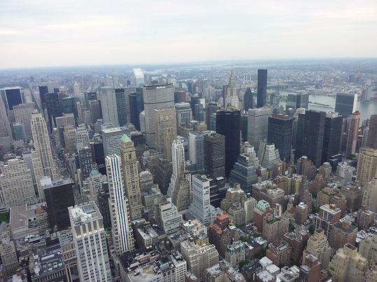 Empire State Building, Roadtrip ruter og nationalparker i USA