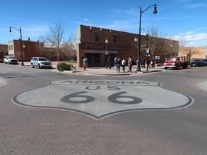 Dansker oprettede Route 66 byen Winslow