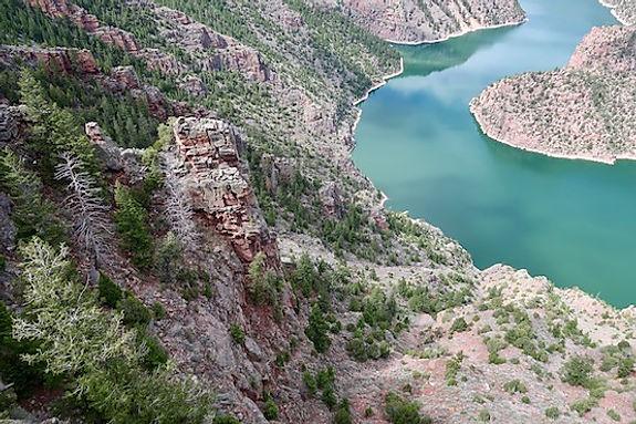 Red Canyon i Flaming Gorge, Utah, USA.jpeg