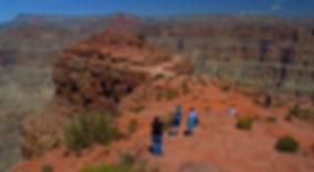 Vest Grand Canyon Guano Park, Roadtrip ruter og nationalparker i USA