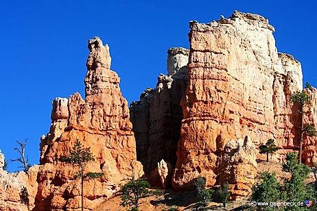 Hoodoos i Bryce Canyon. Roadtripruter og nationalparker i USA