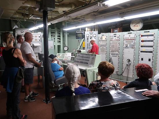 Rundvisning i Titan Atommissilcenteret i Tucson
