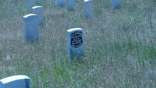General Custers gravsten, Roadtrip ruter og nationalparker i USA