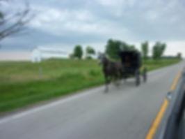 Amish i hestevogn, Roadtrip ruter og nationalparker i USA