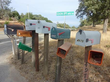 Amerikanske postkasser, Roadtrip ruter og nationalparker i USA
