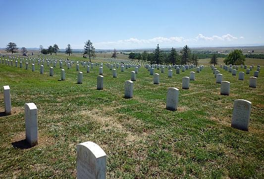 Millitær gravplads Little Big Horn, Roadtrip ruter og nationalparker i USA