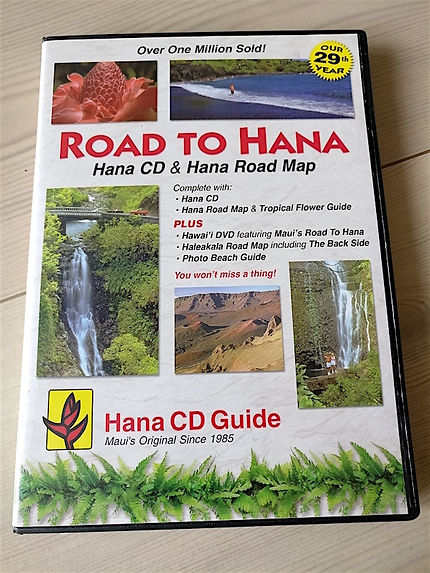 Cd guide til Road to Hana, Hawaii, Roadtrip ruter og nationalparker i USA