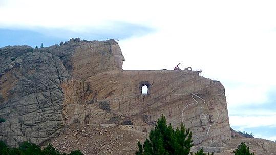 Crazy Horse. www.drivingusa.dk