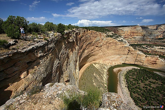 Harding Hole, Utah.