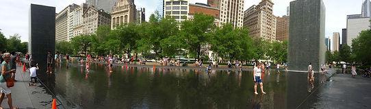 Downtown Chicago, Roadtrip ruter og nationalparker i USA