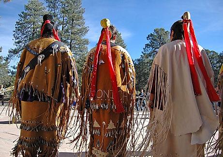 Apache-indianere i Grand C Michael Quinn