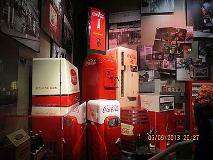 Besøg Coca Cola i Atlanta