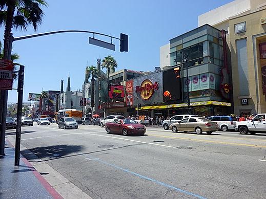 Hollywood Boulevard, Roadtrip ruter og nationalparker i USA