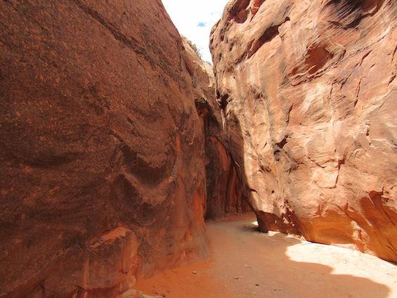 Slot Canyon.Ron Holder.jpg