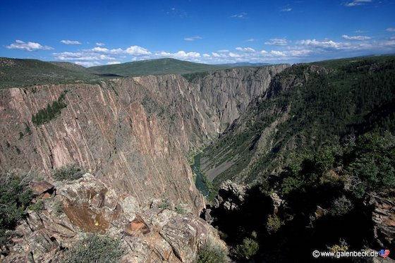 Gunnison ekspeditionen ledte til nationalpark