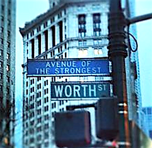 Avenue of the strongest i New York