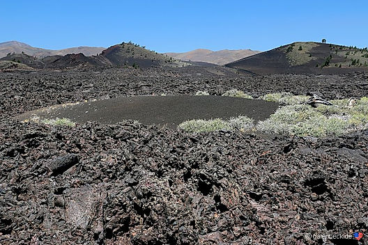 Craters of The Moon i USA