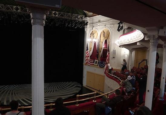 Ford teater hvor Lincoln myrdes. www.Drivingusa.dk