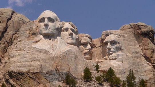 Mount Rushmore, Roadtrip ruter og nationalparker i USA