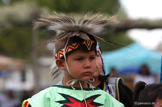 Indianerfest i USA
