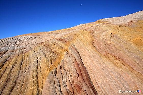 Yellow Rock, Utah, USA