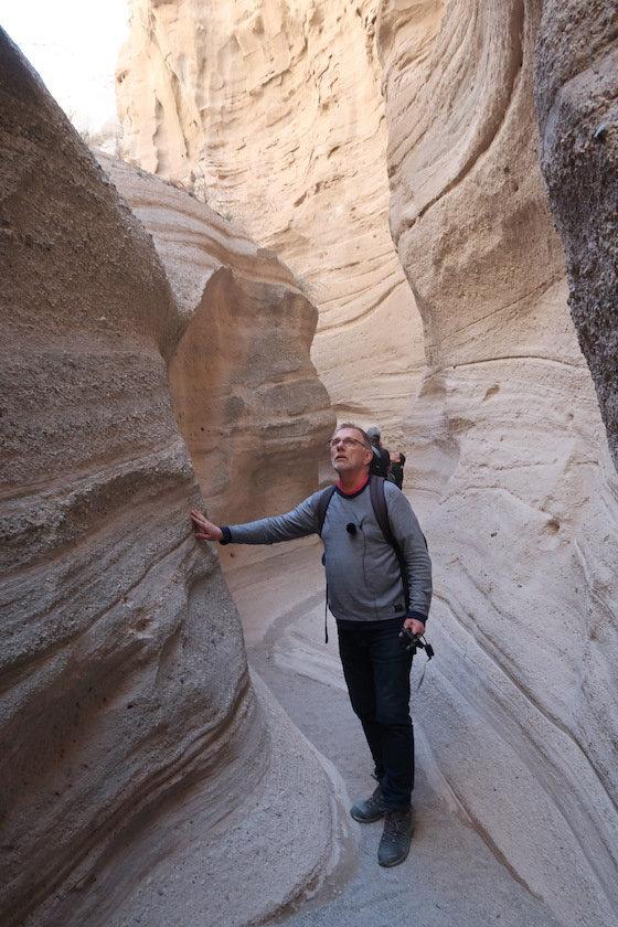 Forfatter og USA-guide, Michael Bo Christensen